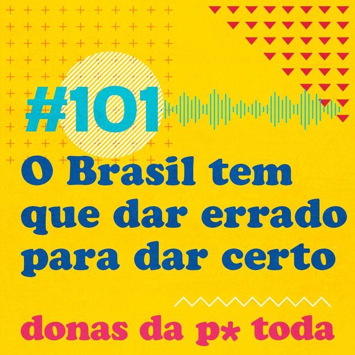 """#101 - """"O Brasil oficial odeia brasilidades"""", com Luiz Antônio Simas sobre O Corpo Encantado das Ruas"""