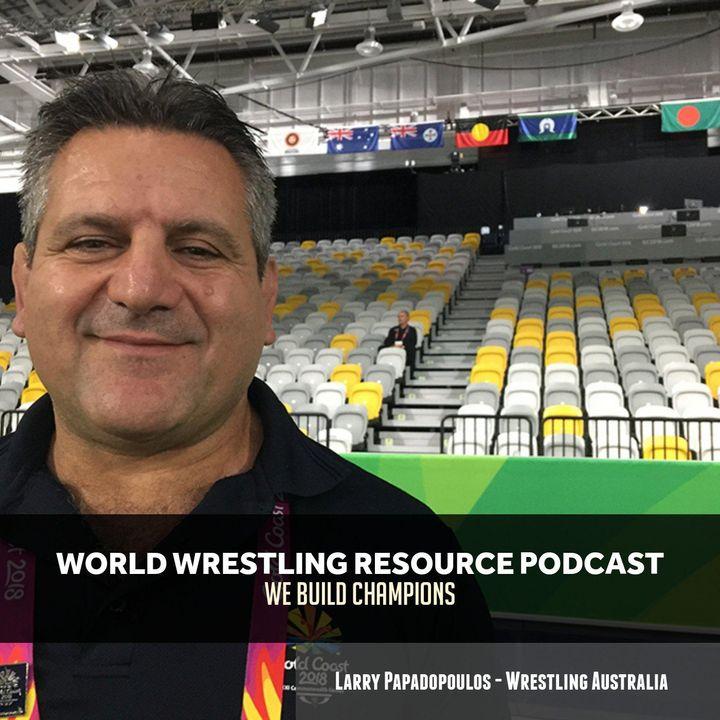 WWR60: Wrestling Australia's Larry Papadopoulos breaks down the sport Down Under