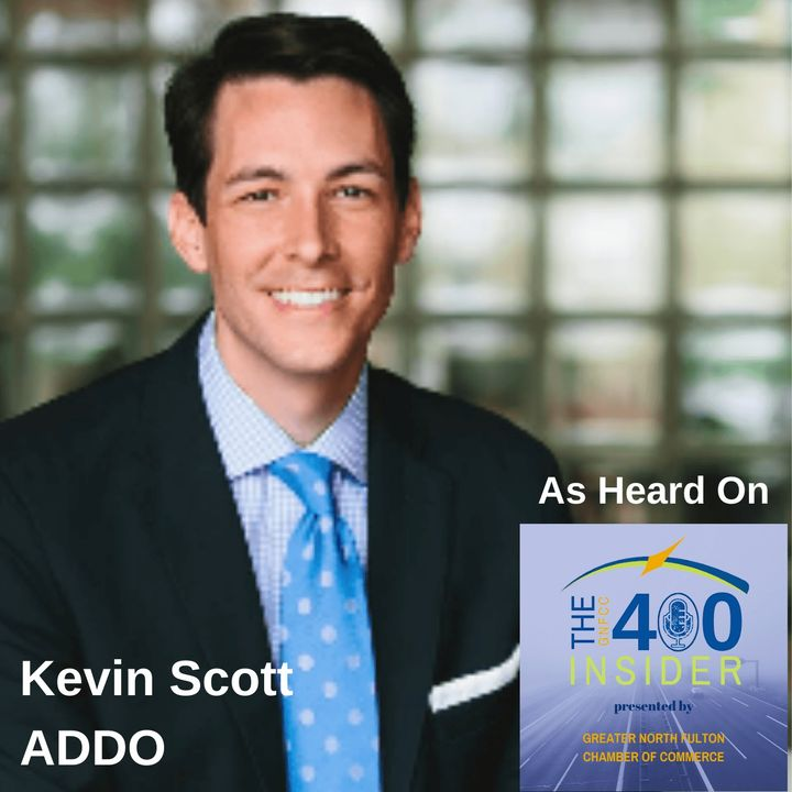 WellStar Chamber Luncheon Series: Recognizing the 2020 Leadership North Fulton Class, Keynote Speaker Kevin Scott, ADDO