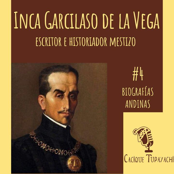 Historia del Inca Garcilaso de la Vega
