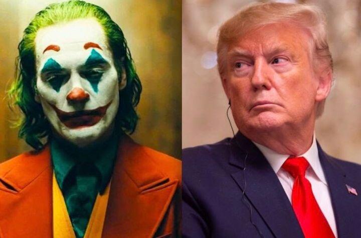 Trump and The Joker