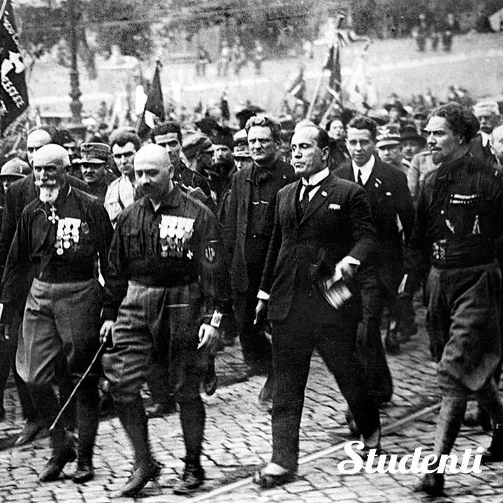 Storia - Lo squadrismo e la Marcia su Roma