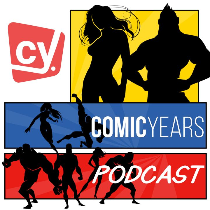 Comic Years Podcast