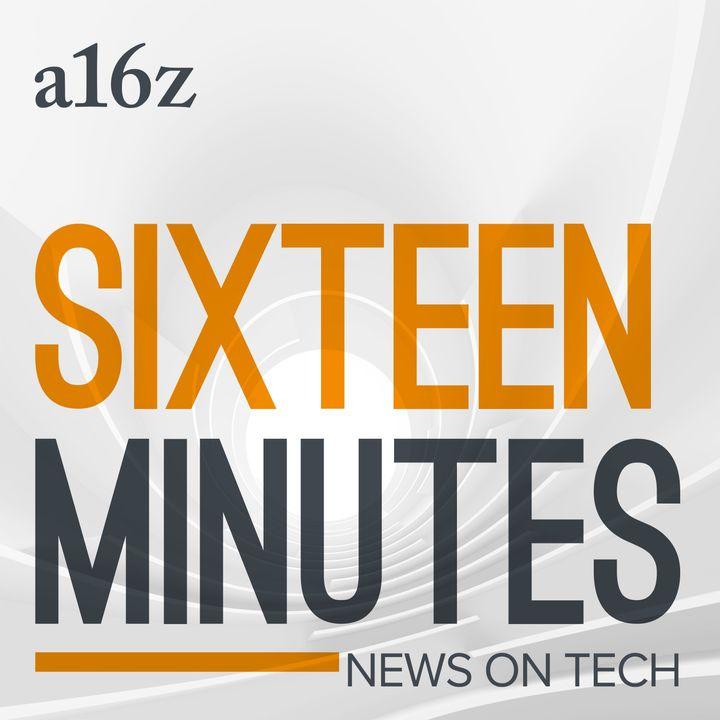 16 Minutes on the News #10: Amazon Healthcare, Oculus VR/AR, Google Quantum Supremacy?