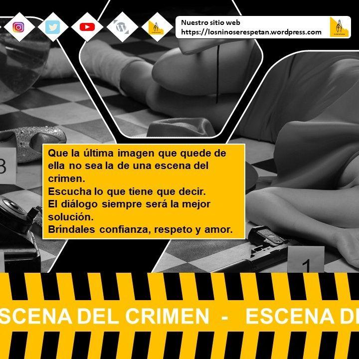 #LosNiñosSeRespetan - Policía