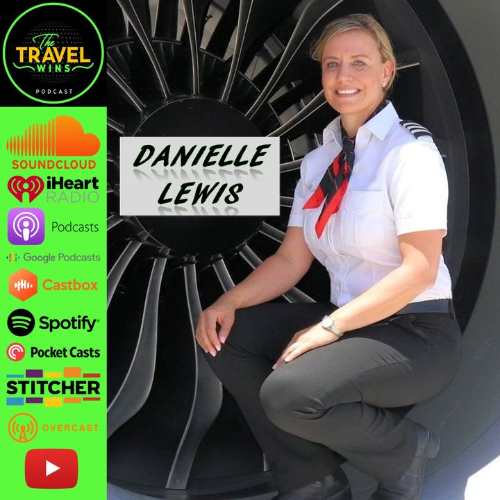 Danielle Lewis | female pilot in the military switching to civilian flying and life