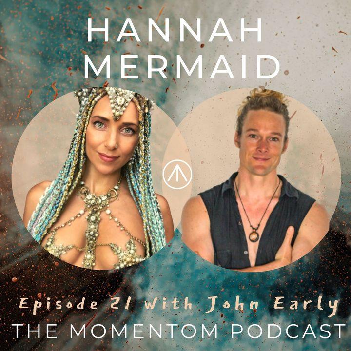 Hannah Mermaid – Ocean Activism & The Truth of Being a Mermaid