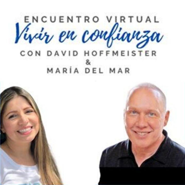 Vivir en Confianza - Encuentro virtual con David Hoffmeister y María del Mar