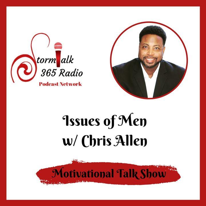 Issues of Men w/ Chris Allen
