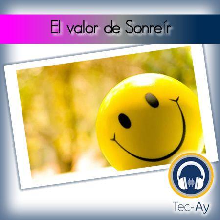 El valor de Sonreír