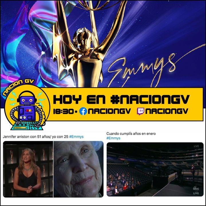 Emmy 2020 - 27 de septiembre