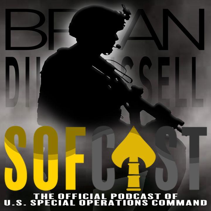 18. LTC Bryan Dill-Russell - New Zealand Commando & SOF Liaison