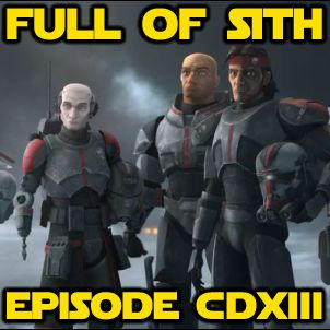 Episode CDXIII: The Bad Batch Press Junket