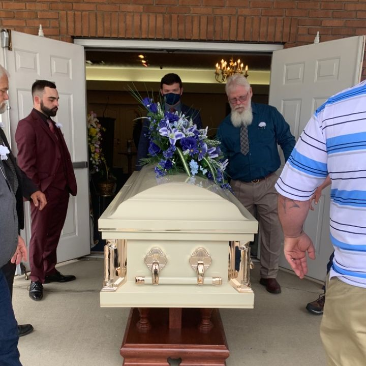 """Funeral Service of Boyd E. """"Muscle Man"""" York"""