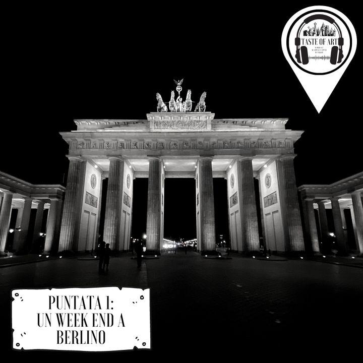 Puntata 1 - Un week end a Berlino