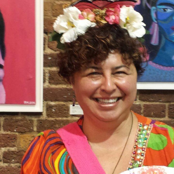Frida Kahlo: que viva la vida. exhibición en la galería Menier Londres