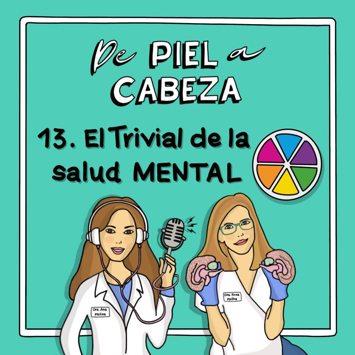 13. El Trivial de la Salud Mental: 50 preguntas y respuestas.