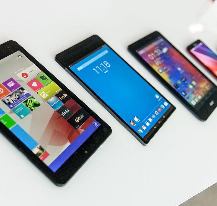 Se contrae el mercado de smartphones