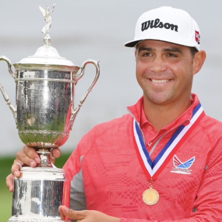 Gary Woodland is the National Champion