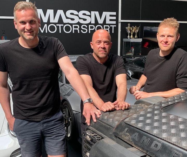 Massive Motorsport Podcast, Kasper H, forventninger, historie og Corona