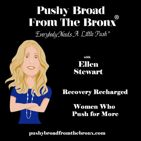 Pushy Broad From The Bronx Ellen Stewart