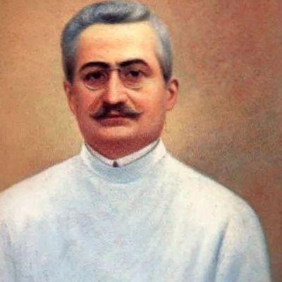 San José Moscati, médico