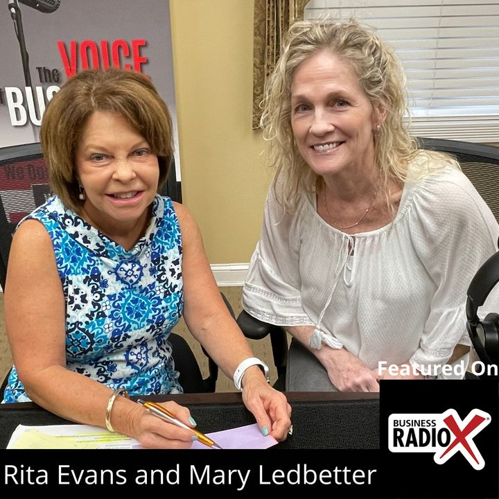 National Women's Equality Day 2021, with Rita Evans and Mary Ledbetter