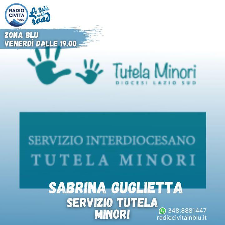 Servizio interdiocesano Tutela Minori, intervista Sabrina Guglietta