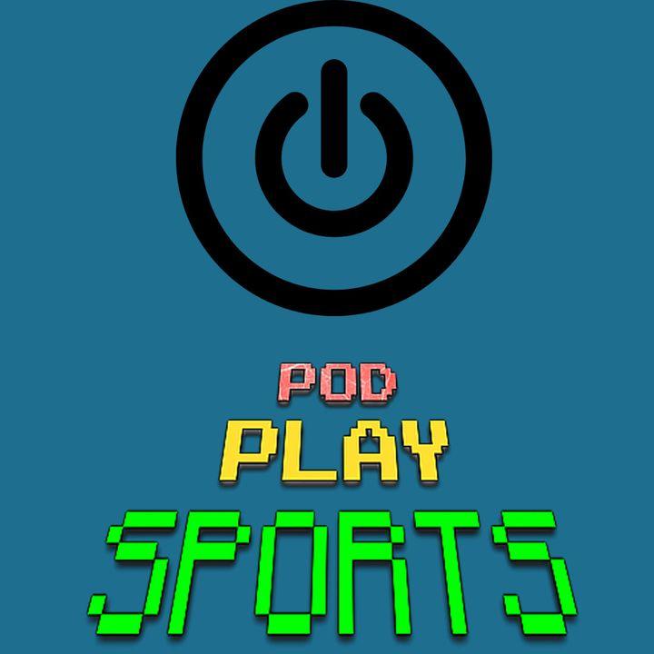 PodPlaySports - Get Hyped For WrestleMania 36 | Latest In Lebron vs Jordan | Caution For Lightning Fans