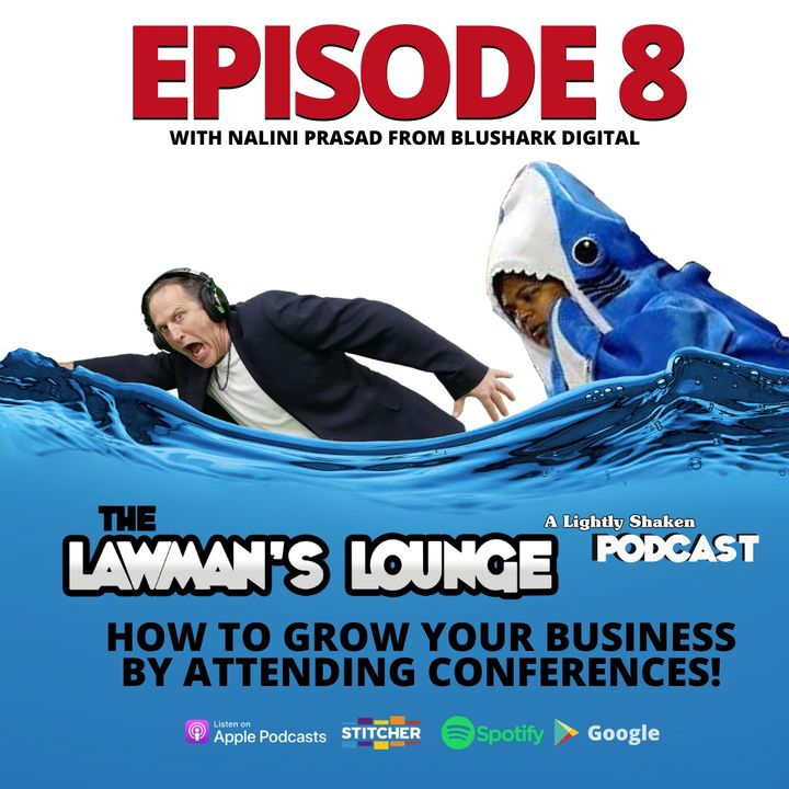 How To Grow Your Business By Attending Conferences with Nalini Prasad