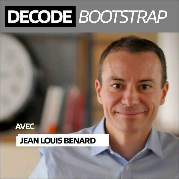 Qu'est ce que bootstrapper? avec Jean Louis Benard (Sociabble), Stefan Lechere et Richard Menneveux (Decode Media)