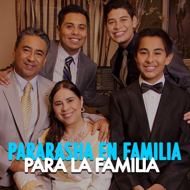 """Parasha Vayetze - """"Y se fue"""" P1 - Parasha en Familia"""