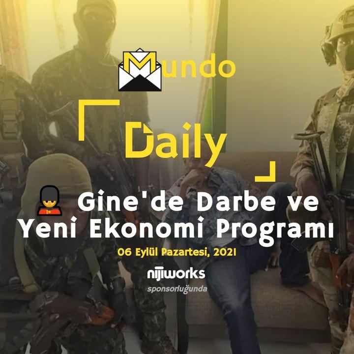 💂 Gine'de Darbe ve Yeni Ekonomi Programı