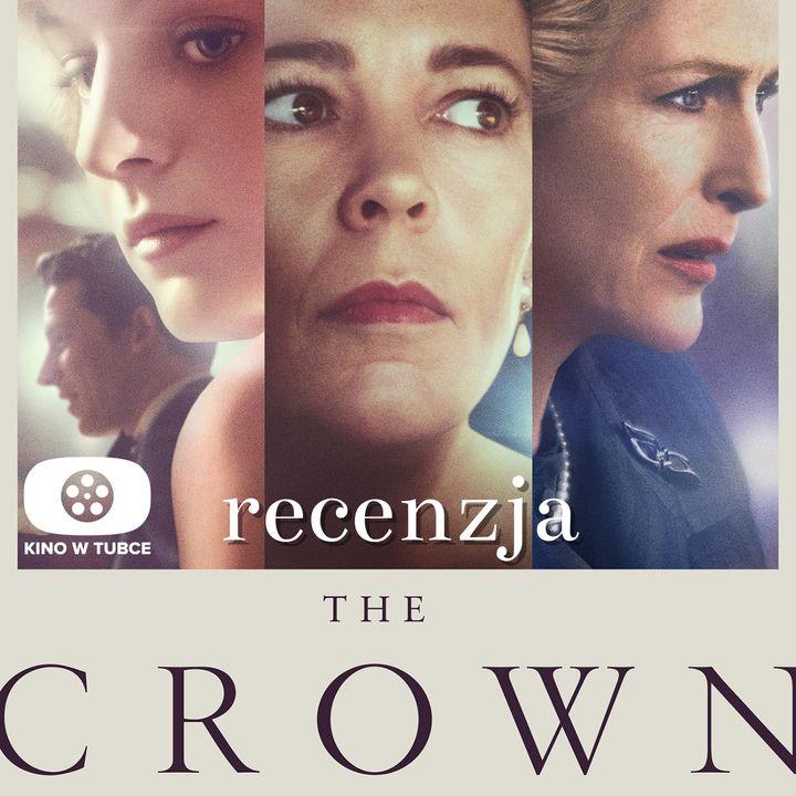 THE CROWN sezon 4 - recenzja Kino w tubce