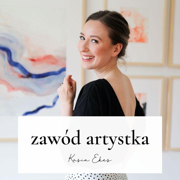Odc. 10. Branding i identyfikacja wizualna dla artystów - Martyna Pawlik  Alle studio.