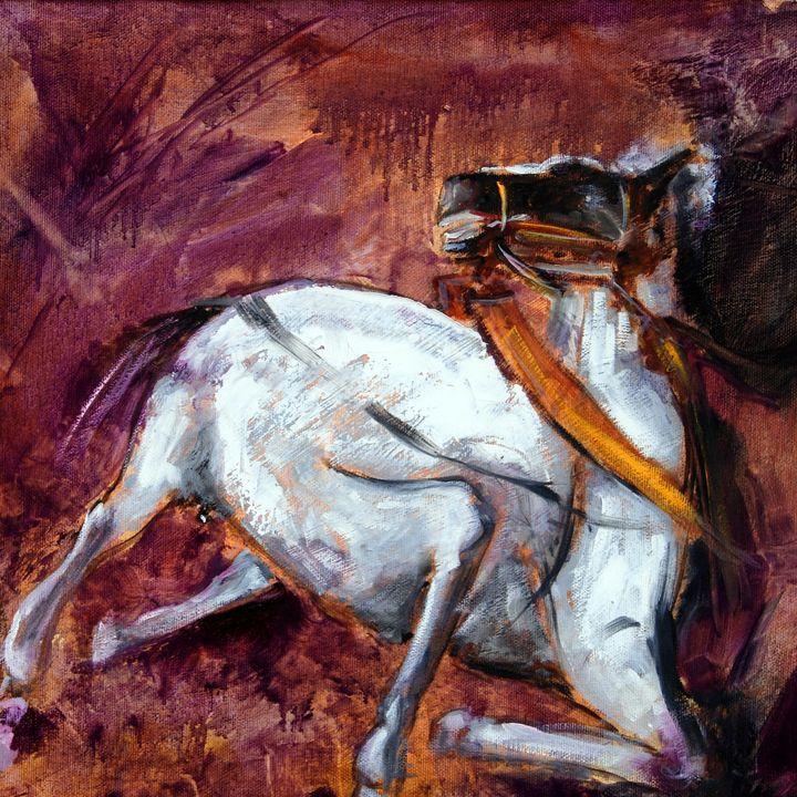 Tanrı, At ve Atçı - KAYIP ÜLKENİN MASALLARI