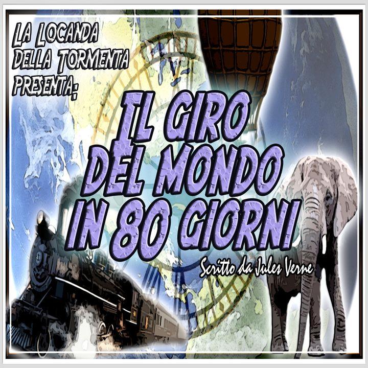 Audiolibro Il Giro del mondo in 80 giorni - Jules Verne