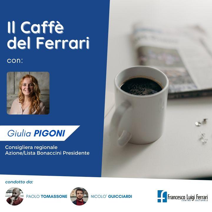 #caffèFerrari - Intervista a Giulia Pigoni