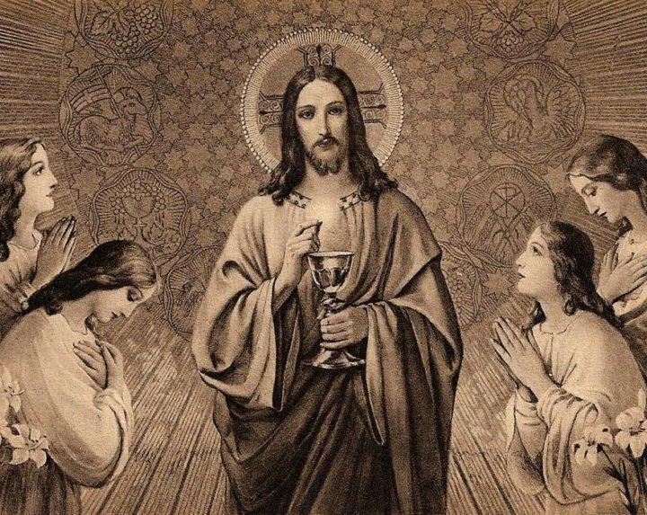 15 - La Santa Eucaristia: il dovuto atteggiamento