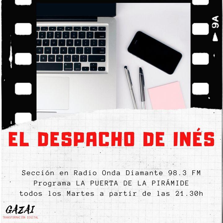 El despacho de Ines 16.6.20 - Ep.27 - 9 TRUCOS DE NEUROVENTAS PARA COACHES, PSICÓLOGAS Y TERAPEUTAS