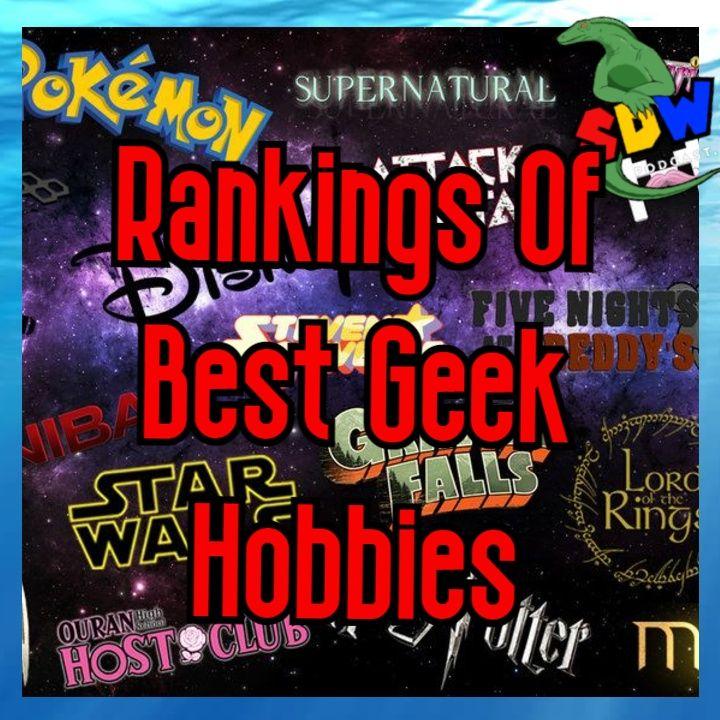 National Geek Pride Day - Rankings Of Best Geek Hobbies