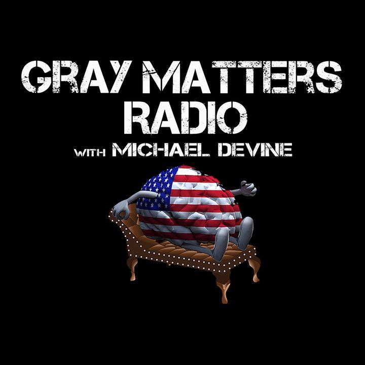 Gray Matters Radio Episode 39: Catching Up On The Democratic Debates, California Earthquakes, & Jeffrey Epstein