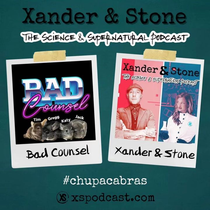Bonus Episode - Cross-over episode with Bad Counsel Podcast