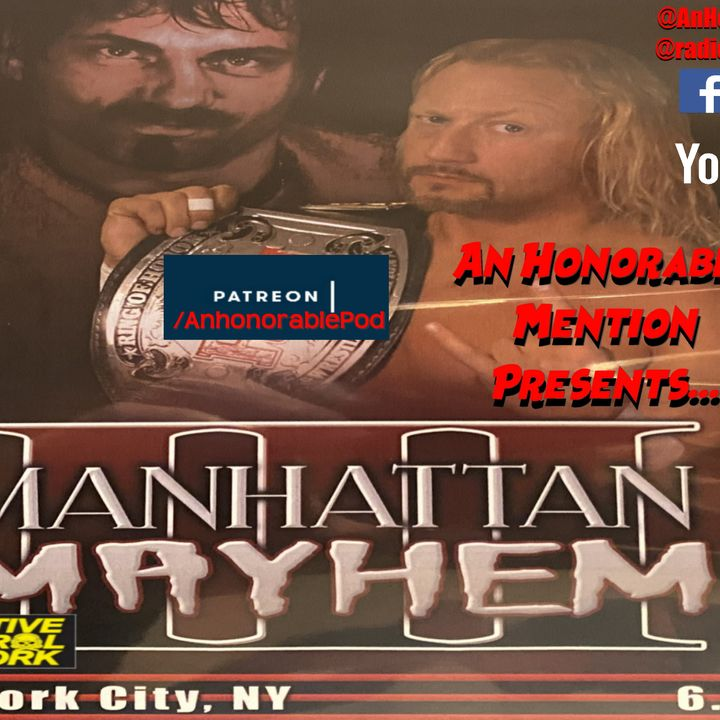Episode 120: Manhattan Mayhem III