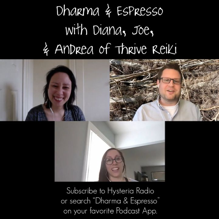 Dharma and Espresso: CALM, Acceptance, and Surrender