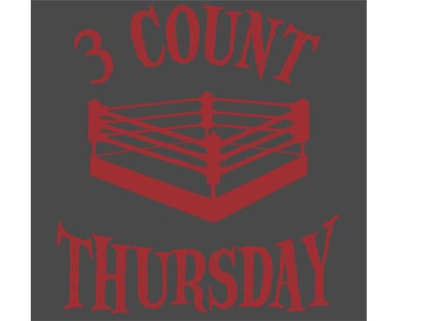 WrestlingPodcast.com Presents: 3CountThursday