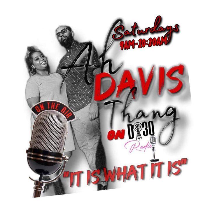 Ah Davis Thang