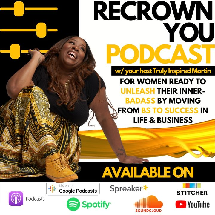 EP.18- IT'S TIME FOR A YOU TURN ft. Rita K Davis