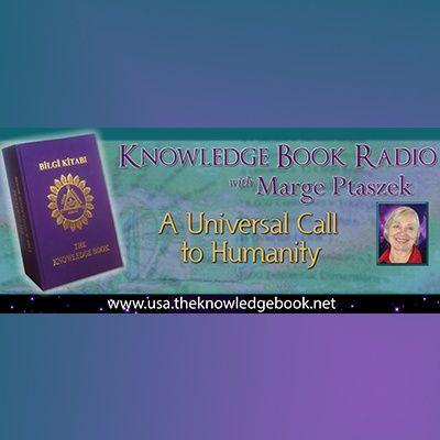 Knowledge Book Radio with Marge Ptaszek