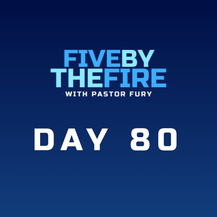 Day 80 - Wait for Only Him
